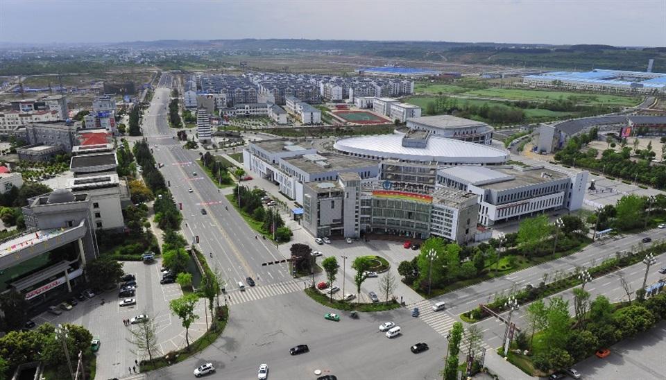 四川安县工业园区