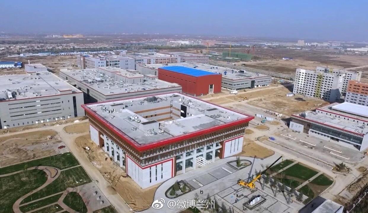 甘肃省佛慈天然药物产业园-0