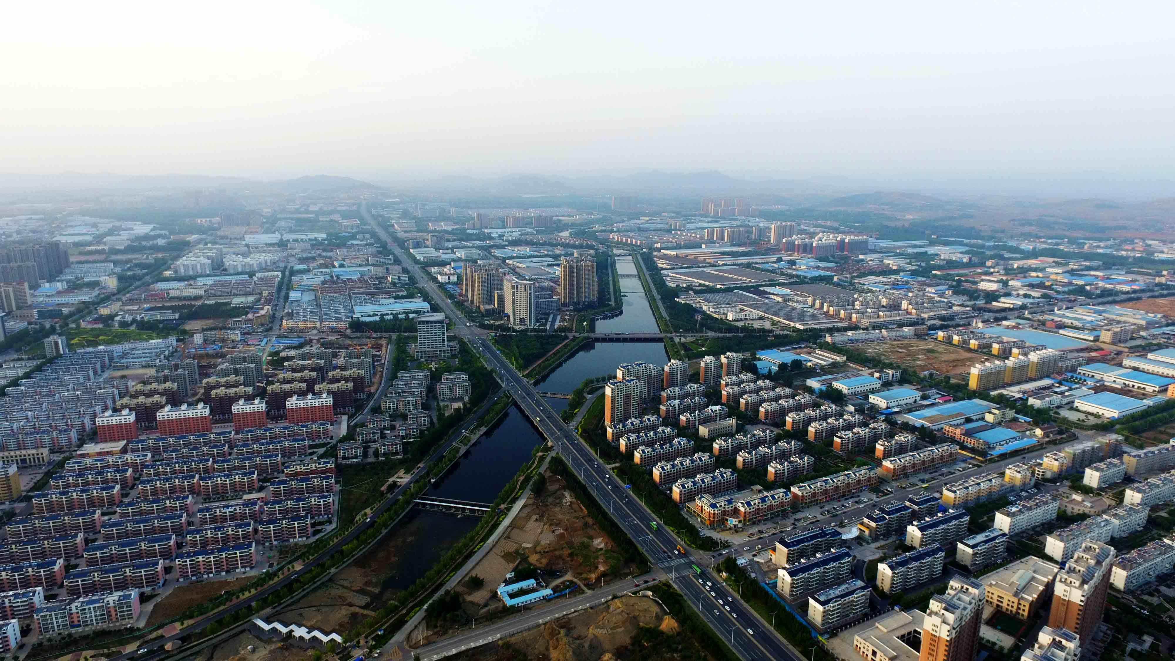 莱芜高新技术产业开发区