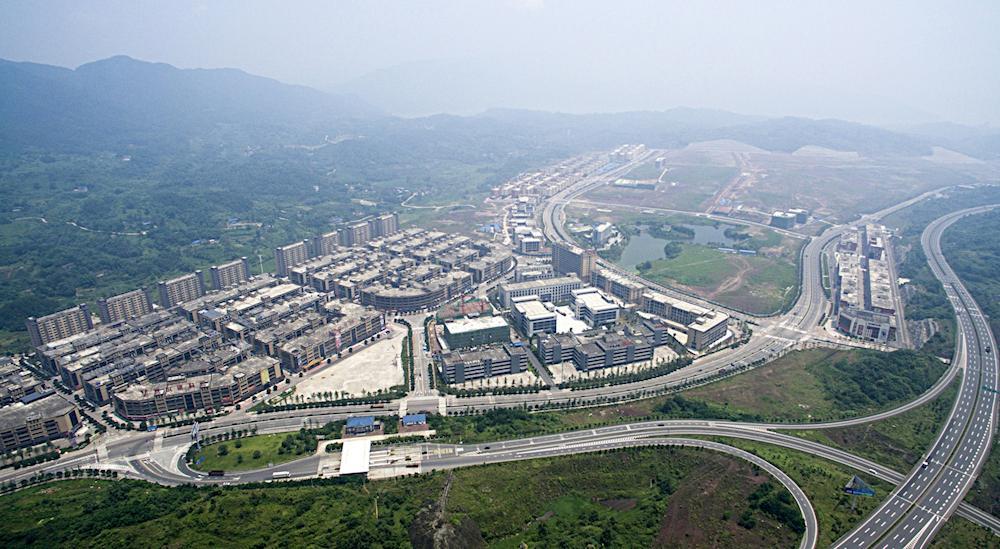 巴南化学药产业园