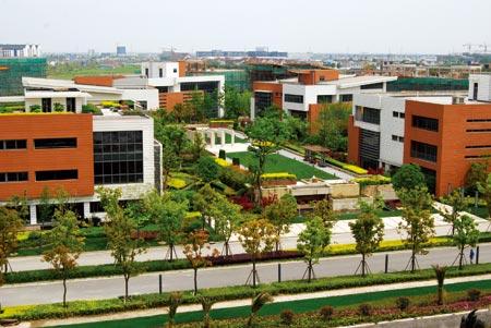 上海浦东康桥工业区-0