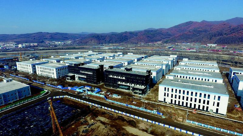 吉林省科泰生物制药产业园