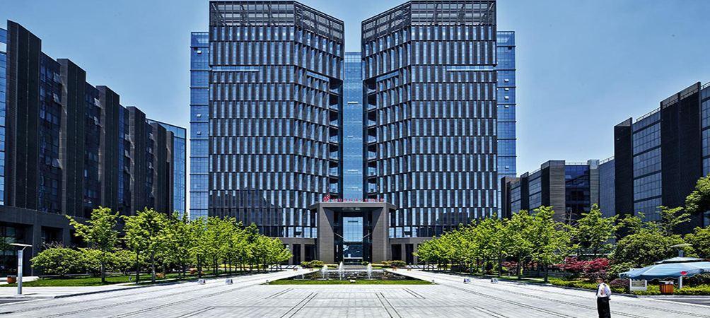 杭州市高科技企业孵化园区