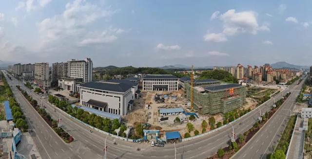 福建浦城工业园区-0