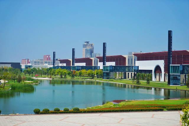 东阿阿胶生物医药产业园