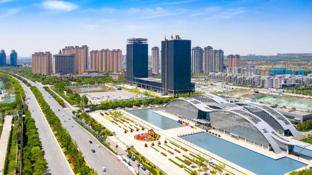 西咸新区秦汉新城生物医药产业园-0