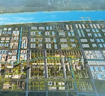 武汉国家生物产业基地黄冈生物产业园-0