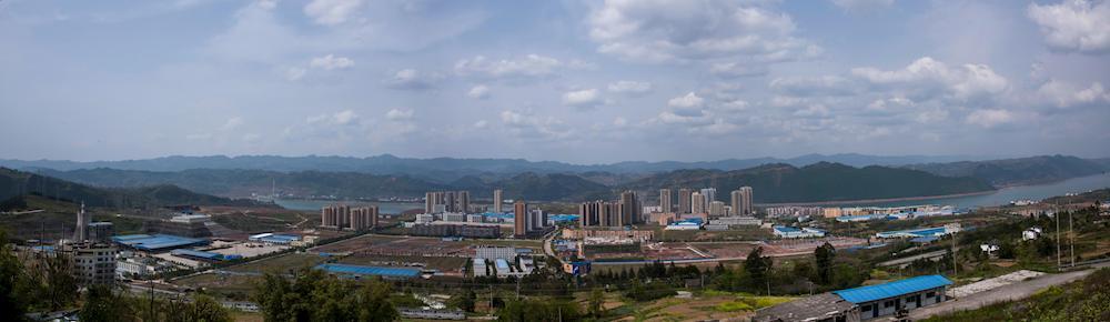 重庆丰都工业园区