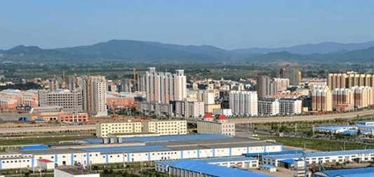 吉林省市蛟河医药健康产业园