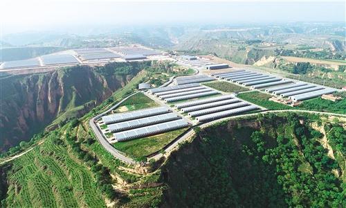 庆城驿马工业集中区-0