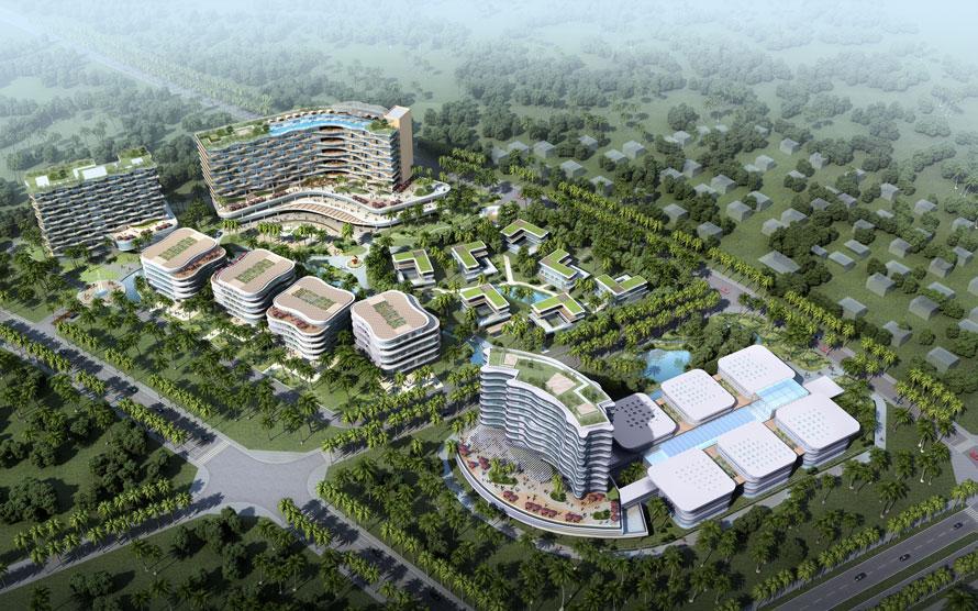 三亚石药健康产业园