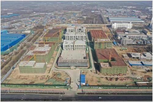 菏泽市开发区生物医药产业园-0