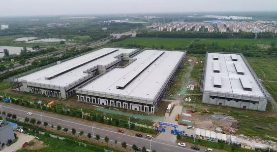 昆山花桥开发区淮安工业生物医药产业园-0