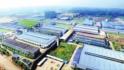 武胜县工业集中区