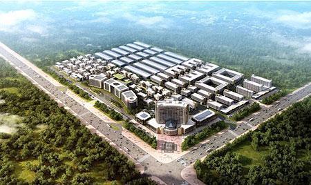 九为山东创新医疗产业基地-0