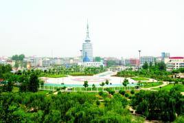 中牟官渡工业园