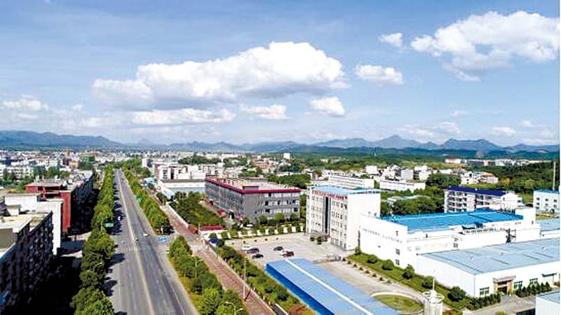 湖北崇阳工业园区-0
