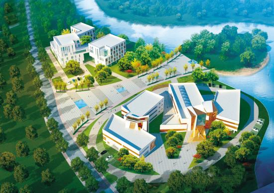 沈阳市泗水科技城韩国健康产业园-0