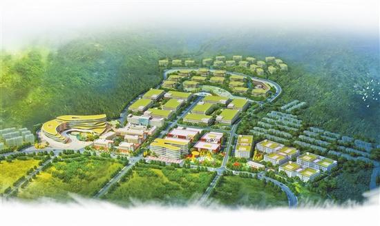 玉溪生物医药产业园